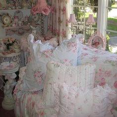 Slipcovered pillows ~Lauren