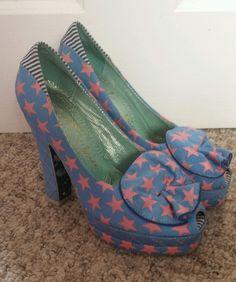 Womens Size 5/38 Irregular Choice shoes