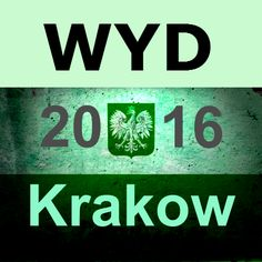 World Youth Day 2016 in Krakow, I have the opportunity to go with my church and I am so exited!!! #WYD2016