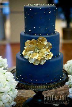 Elegance in cake