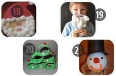 25 Preschool Christmas Crafts the Kids Will Love!