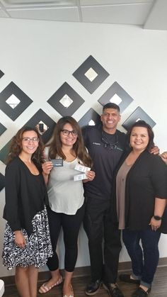 """Congratulations to Itzel for being the winner of our quarterly promotion! She won Phoenix Suns tickets, and dinner at Kona Grill! We have an exciting new promotion this quarter and YOU could be the next lucky winner!! There are a few different ways to enter the drawing, 1) """"Like"""" us on Facebook, 2) """"Check In"""" on Facebook, 3) Write a review on Yelp, Google or Facebook! (each review is worth 2 entries!) Also, when you a refer a friend or family member that counts as another entry as well!"""