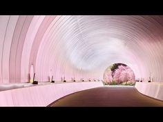 貝聿銘 |美秀美術館 : 一座巨大的桃花源,深藏山中20年不為人知