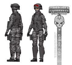 Marauder Task Force Valkyries 04