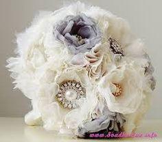 Картинки по запросу букет невесты из ленточных роз