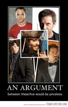 An argument between these five� - funny pictures - funny photos - funny images - funny pics - funny quotes - funny animals @ humor