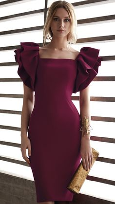 Wine red party dress cap sleeve evening dress mermaid homecoming dress A black and white patchwork party dress halter neck evening dress lace long prom [. Lovely Dresses, Simple Dresses, Elegant Dresses, Short Dresses, Formal Dresses, Dresses Dresses, Summer Dresses, Wedding Dresses, Modest Wedding
