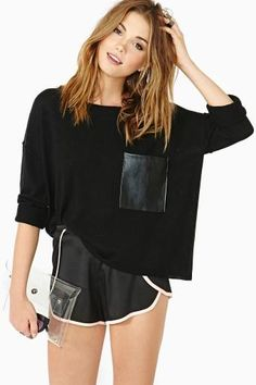 Shop the latest in fashion at Nasty Gal and be up-to-date with the newest trends you know you'll love. Knit Fashion, Cute Fashion, Womens Fashion, Style Fashion, New Outfits, Cute Outfits, Fashion Outfits, Fashion Sites, Cheap Shirts