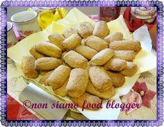 Biscotti inzupposi (senza burro)