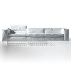 Up Sofa - design Giuseppe Viganò - Saba Italia