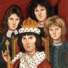 100 Greatest Artists of all time: Queen are at number 52 by Rolling Stone