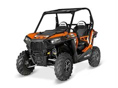 New 2015 Polaris RZR 900 EPS Trail Gloss Nuclear Sunset ATVs For Sale in North Carolina.