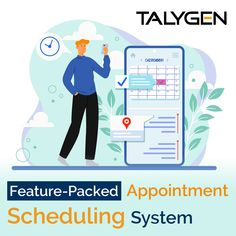 Seamlessly manage appointment list, recurring services, online payments, schedule slots, and more with Talygen's enterprise-grade Appointment Scheduling System. #Talygen #appointmentschedulingsystem #appointmentschedulingsoftware #appointmentbookingapp #appointmentscheduler #onlineappointmentbooking #slotbookingapp #slotbookingapplication #appointmentmanagement Try it out for Free Trial. Appointment Calendar, Appointments, Schedule, Management, Free, Timeline