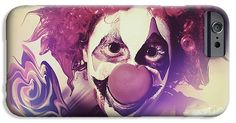 Crazy IPhone 6s Case featuring the photograph Droopy The Clown With Mind Bending Magic by Jorgo Photography - Wall Art Gallery