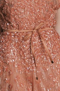 Elie Saab at Paris Fashion Week Spring 2011 - Details Runway Photos