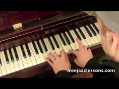 How To Play A II-V-I-VI Chord Progression With Jazz Chords