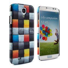 Quiksilver Samsung Galaxy S4 Case - Redemption