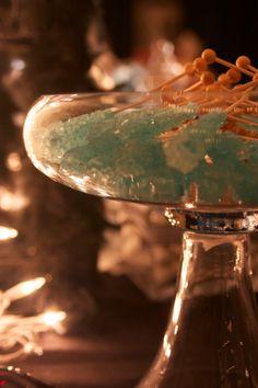 Candy table Tiiffany blue