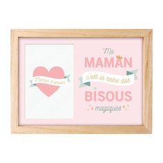 Happy Mothers Day Grand Badge Award Ruban Rose Numéro 1 Maman Anniversaire Nouveau mère