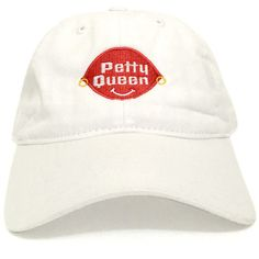 34e816828a0 Petty Queen Dad Hat ( 23) ❤ liked on Polyvore featuring accessories