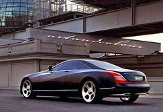 Maybach Coupe