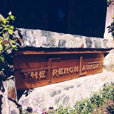 The French Laundry / @jchongdesign • Instagram