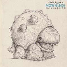 Morning+Scribbles+#236