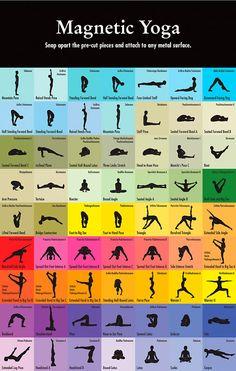 Yoga Kogebogen, Plakat, Yoga Bøger, Musik, Inspiration
