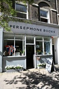 """I'd love to visit this bookshop in London. Publishers of """"mainly neglected fiction and non-fiction by women, for women and about women."""""""