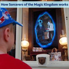 How Sorcerers of the Magic Kingdom works   Walt Disney World   WDW Prep School