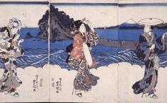 Un musée des estampes (Ukiyo-e) gratuit à Fujisawa #Japon #estampes #musée