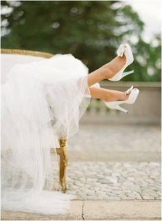 Bride Pumps| by Bella Belle Shoes