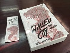 THE WALLED CITY Indonesian cover!