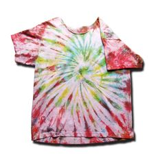 First tie-dye I ever made.