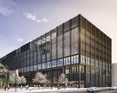 university of manchester receives approval for mecanoo-designed engineering campus