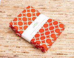 Eco-Friendly Large Cloth Napkins - Set of 4 - (N333)