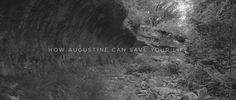 How Augustine Can Save Your Life   James K. A. Smith on Vimeo