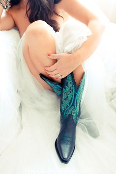 Perfect client in mind for some cowgirl boudoir. =)