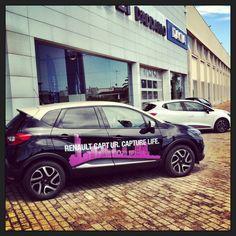 New Renault Captur www.daddario.it