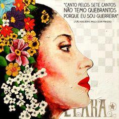 Clara Nunes.