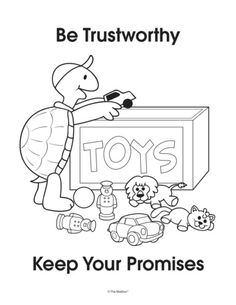 perseverance coloring pages | Keep Trying -- Perseverance | Scout Stuff | Coloring pages ...