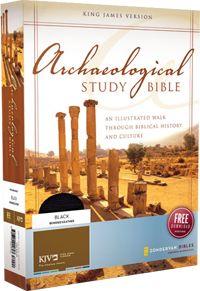 archeological study bible