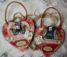 paperwhimsy.com  Heart Pockets .....  Tut....look really easy to make and cute...