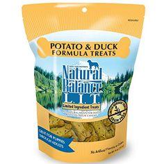 Natural Balance Potato/Duck Treats