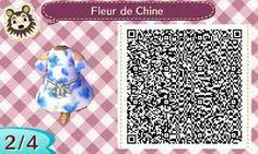 Robe Fleur de Chine
