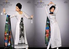 Asim Jofa Latest Summer Lawn Collection 2012 For Eid