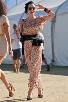 Dita Von Teese. #Coachella