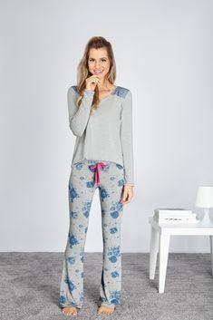 dias de conforto são feitos de pijamas fofos e macios!