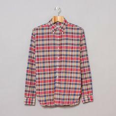 8069a017ab3 Engineered Garments 19th Century BD Shirt Pink / Yellow / Blue Madras  Plaid. Nik Speller · Men's shirts
