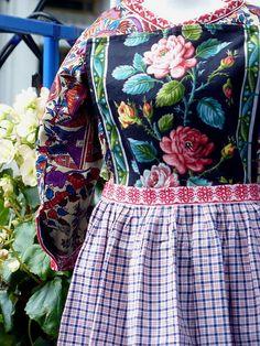 Dutch Traditional Dress on Marken